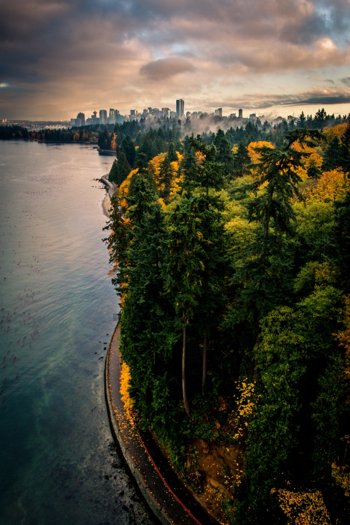 Vancouver-Fall-Lionsgate-Seawall-Autumn
